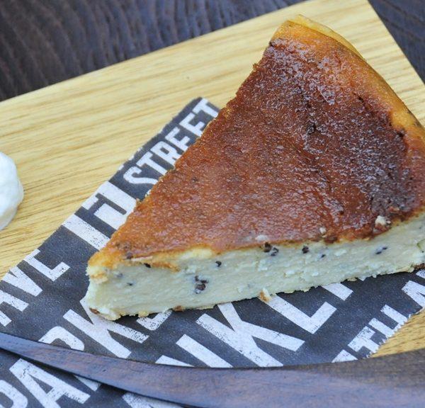 えごまチーズケーキ